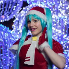 @mao_taku is #MikuHatsune #Cosplay #Christmas #2016 #Winter #christmastree #christmas2016 #photography #instalike #instafollow #merrychristmas #instagirl #instagram #beautiful #amazing #happiness #christmastime #holiday #christmaslights #love #instagood #photooftheday #happy #fashion #followme #picoftheday #girl #fun