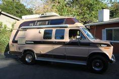 1990 Coachmen Van Camper For Sale Golden Valley Az Rvt Com Classifieds Archi Vans Ones