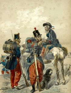 french soldiers Crimean War | Crimean War Musings