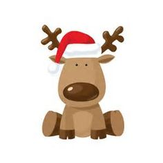 cartoon reindeer - Bing Images - A Lot Like Christmas - Weihnachten Christmas Arts And Crafts, Christmas Candy, Christmas Pictures, Kids Christmas, Christmas Ornaments, Cartoon Reindeer, Deer Cartoon, Reindeer Head, Christmas Drawing