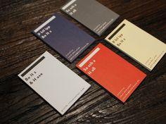 Boltz & Hase contemporary minimalist identity #branding #identity #design