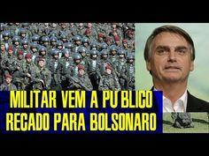 🔴 URGENTE: MILITAR DO EXÉRCITO VEM A PÚBLICO - RECADO PARA BOLSONARO