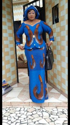 African Fashion Is Hot Latest African Fashion Dresses, African Dresses For Women, African Print Dresses, African Print Fashion, African Attire, African Wear, African Women, Ankara Fashion, African Prints