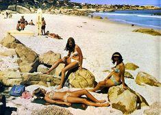 Clifton 1967 Miss Moss · Bygone Cape Town Dublin, Clifton Beach, South Afrika, Miss Moss, Cape Town South Africa, Beaches In The World, Beach Scenes, African History, Bikini Beach