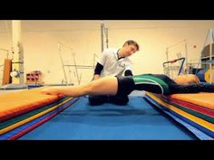 How to Do a Handstand | Gymnastics - YouTube