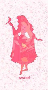 the disney princess:  Aurora-Sweet