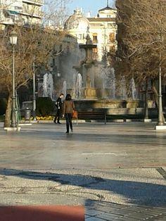 Fuente de Las Batallas.Granada.Marzo 2015.