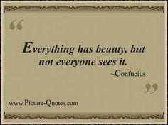 Confucius say....