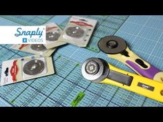 Die ultimative Anleitung für Snaply Schneidematten & -werkzeuge - YouTube