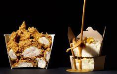 Questa serie di foto, racconta la fotografa Beth Galton, è stata ispirata dalla richiesta di un cliente di tagliare un burrito a metà. Di solito,