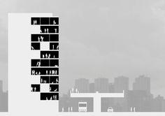 """Galeria - Arte e Arquitetura: """"Empena Viva"""" por Nitsche Projetos Visuais - 15"""