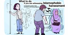 The comic you're about to read is aimed at Islamophobia and how to handle it, but we believe this can be helpful with all types of bullying.