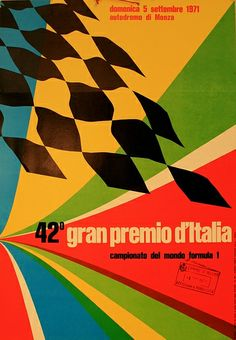 History of Graphic Design, Italy 1971