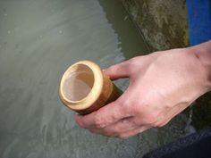 竹制有蓋水杯之五