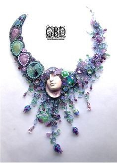 Guzel Bakeeva Necklace