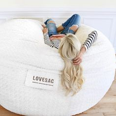 The ultimate cloud status ☁️ @lovesac you are magic  #currentsituation #heaven""