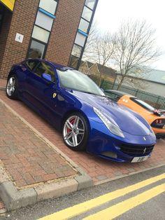 Another Stunning #Ferrari #FF