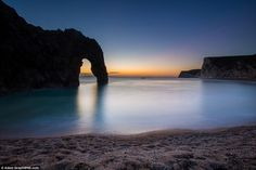 Durdle Door, near Lulworth, Dorset