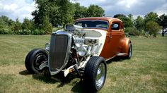 This '34 Ford Is a Dream Come True