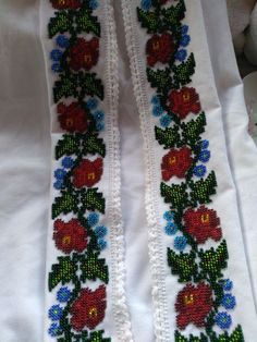 Afghan Dresses, Beautiful Models, Types Of Shirts, Floral Tie, Smocking, Diy And Crafts, Cross Stitch, Costumes, Embroidery