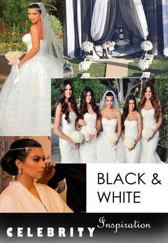 Kim Kardashian Wedding Theme. Love it!!!! Same colors for my wedding ;)
