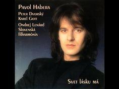 Pavol Habera - Madona s dieťaťom Karel Gott, Music Artists, Youtube, Albums, Musicians, Youtubers, Youtube Movies