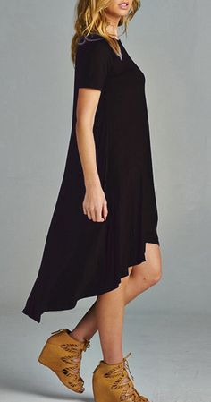 Claire Dress in Black #dress #clothing #shoes