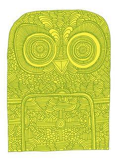 highlight Owl