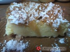 Bougatsa with cream Greek Sweets, Greek Desserts, Greek Recipes, Pastry Recipes, Cookbook Recipes, Cooking Recipes, Cyprus Food, My Favorite Food, Favorite Recipes
