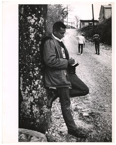 Gordon Parks - Stokely Carmichael, Leader of the Student Nonviolent Coordinating Committee during the Civil Rights Era. African American Artist, African American History, American Artists, Monochrome Photography, Glamour Photography, Modeling Photography, Lifestyle Photography, Editorial Photography, Fashion Photography