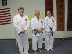 Master Advincula with Mr. Hopler Jr. and Mrs. Hopler at March 2014 seminar