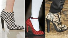 Fall/ Winter 2013-2014 Shoe Trends