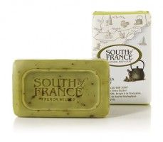 South of France Green Tea bar - best smelling soap ever.