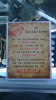 El socialismo.