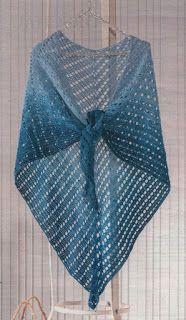 Crochet Blue shawl Crochet Motif, Irish Crochet, Crochet Shawl, Crochet Flowers, Crochet Patterns, Childrens Crochet Hats, Crochet For Kids, Crochet Clothes, Handicraft