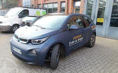 Bmw I3, Car Wrap, Dark Navy, Wraps, Wrapping, Rolls, Rap, Gift Packaging, Packaging