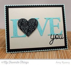 Damask Background, Love and Adore You Die-namics, Love Centerpieces Die-namics - Amy Rysavy #mftstamps
