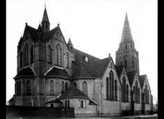 Ludgeruskerk_utrecht in Zuilen langs de Straatweg. Gebouwd in 1924 en helaas gesloopt in 1977.