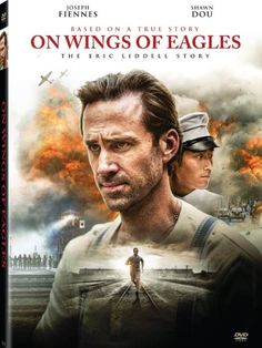 Sony Pictures Home Entertainment has every right to be amazingly proud of their DVD release of ON WINGS OF EAGLES: The Eric Liddell Story directed by Stephen Shin and Michael Parker.