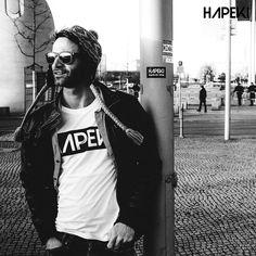 #wochenende im #hapeki #style / #berlin #streetwear #streetfashion #blackandwhite #weekend