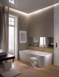 Wohnzimmer Einrichten Weisse Mobel Beistelltisch Gemalde Blau