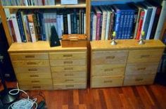 I've done this but wish I had 2 of these drawer units rather than just one