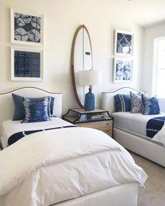 Guest Bedroom #GuestBedroom #ScandinavianBedroom #ScandinavianBedroom
