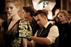 www.kazar.com SZPILKI #KAZAR W PARYSKIM POKAZIE GOSI BACZYŃSKIEJ zdjęcia z #pokazu #fashion, #boots, #event, #Paris, #Gosia #Baczynska