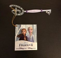 Disney Store Frozen II Collectable Key on Mercari Walt Disney World Orlando, Disney Souvenirs, Disney Collectibles, Disney Merchandise, Cute Pins, Disney Drawings, Opening Ceremony, Keys, Frozen