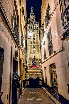 Semana Santa in Seville, Spain