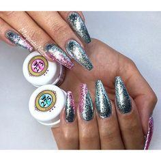@vetro_usa #bubbleleaf #vetrogel #nailart  #glitternails #nails #gelnails #MargaritasNailz #valentinobeautypure #coffinnails #nailart  #nailfashion #teamvetro #teamvalentino #nailstagram #lollipopleaf #ombrenails #naildesign #chromenails #nails #nails2inspire #summernails #nailtech #hudabeautynails #nailswag #nail #nailsofinstagram #nailsoftheday #instanails #hairandnailfashion #nailsonfleek #nailsart