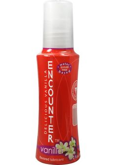 Buy Delicious Encounter Flavored Lubricant Vanilla 2 Ounce online cheap. SALE! $8.49