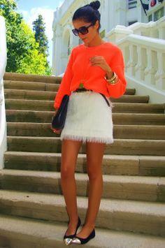 Hermosas faldas de temporada   Colección Otoño Invierno