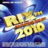 Rix FM: Bäst Musik Just Nu! 2010 [CD]